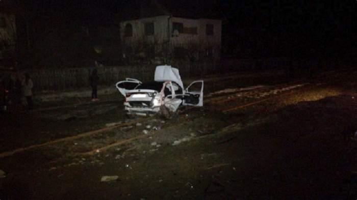 UPDATE: Accident cumplit în Bistriţa! Zece persoane sunt rănite. S-a activat planul roşu de intervenţie