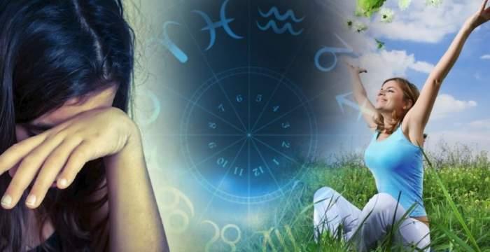 HOROSCOPUL IUBIRII 26 februarie - 4 martie. Astrele vor fi bune cu unele zodii, însă pe altele le vor face să plângă amarnic