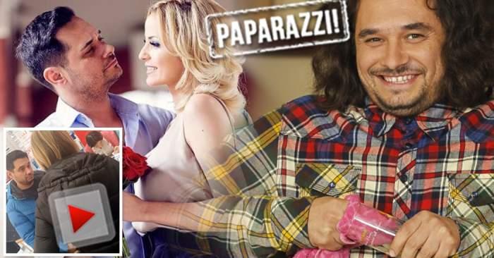 """""""Dorel din Las Fierbinți"""" este un romantic! Soția ÎNSĂRCINATĂ cere, actorul plătește / Video paparazzi"""