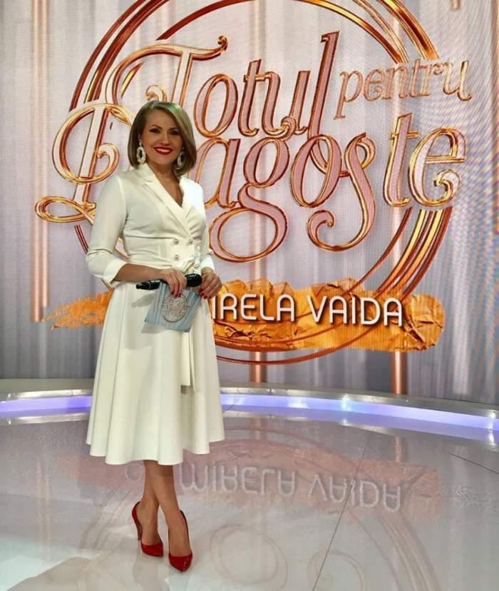 """FOTO / Ce a făcut Mirela Vaida imediat după prima emisiune """"Totul pentru dragoste"""". Te-ai fi aşteptat?"""