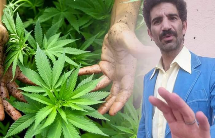 """""""Firicel"""" din """"Las Fierbinţi"""" a intrat iar în belele, după ce a fost prins cu marijuana! E bun de plată!"""