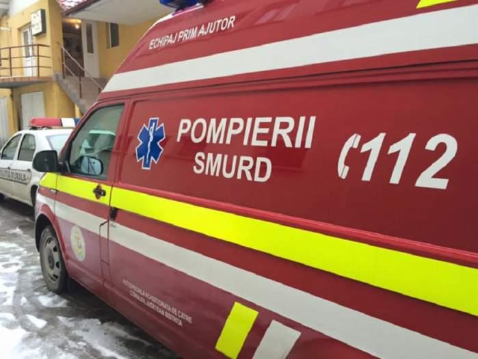 Accident grav în Capitală! Patru maşini au fost distruse, iar mai multe persoane au fost rănite. Şoferul a fugit de la locul accidentului