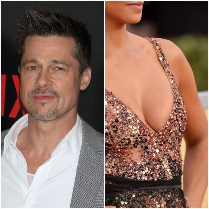 Bombă în showbiz! Brad Pitt s-ar fi cuplat cu o actriță la fel de faimoasă!