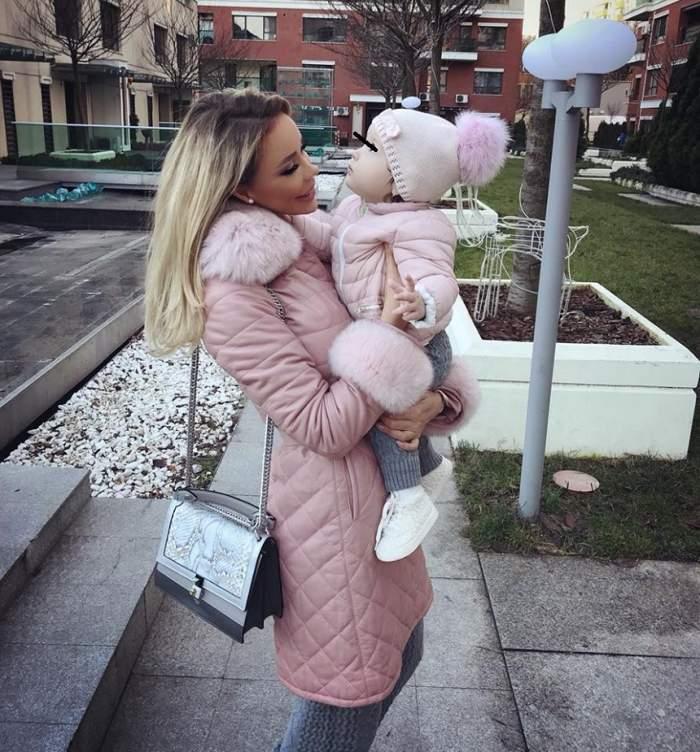 """VIDEO / Fiica Biancăi Drăguşanu a cucerit internetul! De ce surpriză a avut parte micuţa: """"Este adorabilă!"""""""