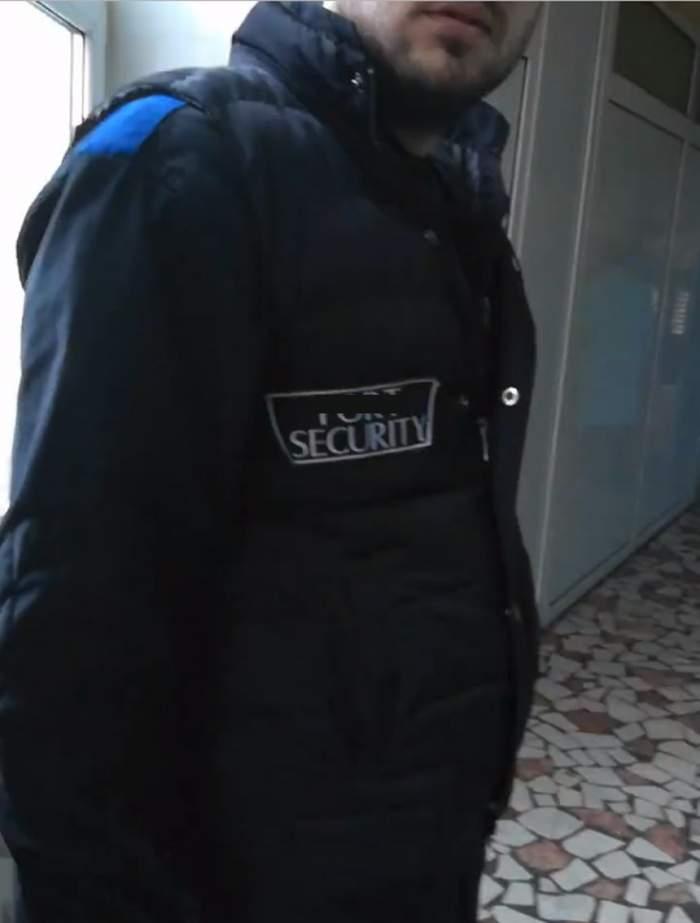 VIDEO / Violenţă pe holul Spitalului din Craiova. O tânără de 19 acuză că a fost lovită de agenţii de pază