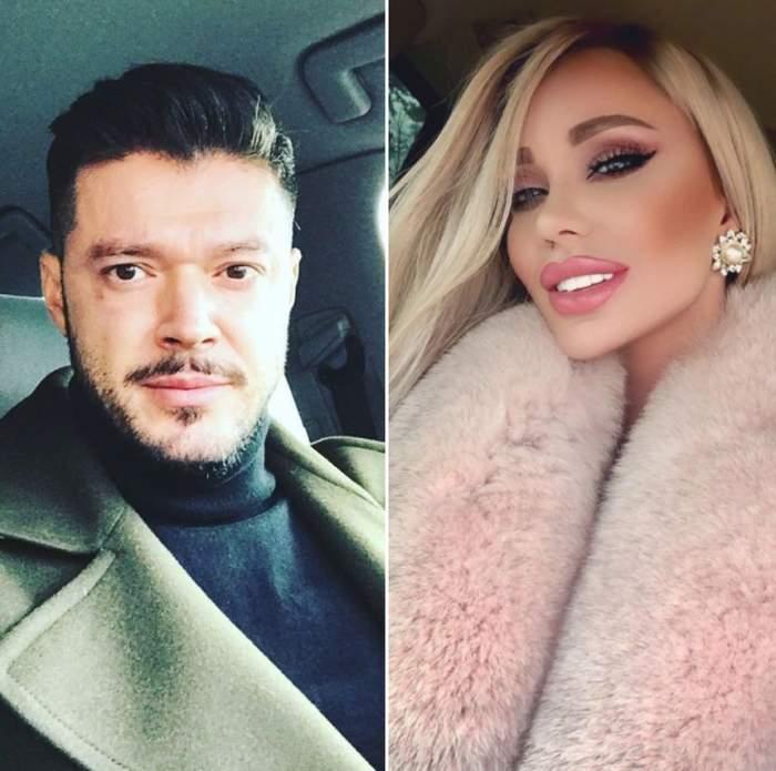 """Cum i-a distrus Bianca Drăguşanu lui Victor Slav o tentativă de amor cu alta. """"Am dezamorsat-o din rădăcină"""""""