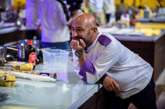 """VIDEO / După ce a slăbit 50 de kilograme, Chef Cătălin Scărlătescu îi atacă dur pe bucătarii care se dau """"chefi"""""""