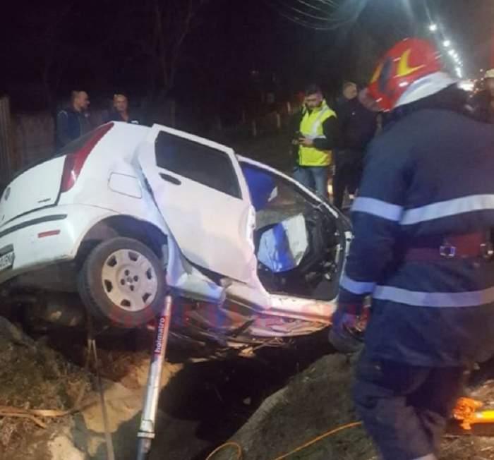 Cine este tânărul de 22 de ani care și-a pierdut viața în accidentul din Gorj