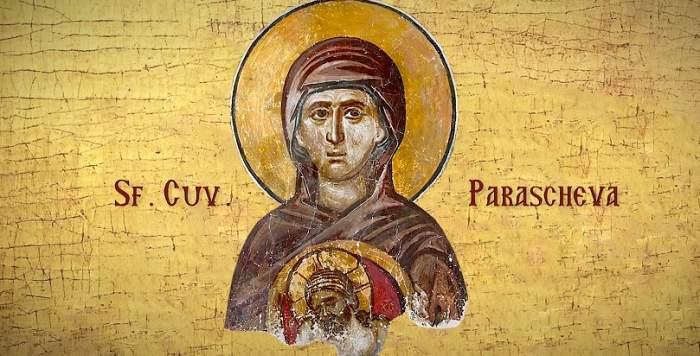 Rugăciunea adresată Sfintei Cuvioasei Parascheva. Citeşte-o şi vei avea parte de sănătate şi linişte sufletească