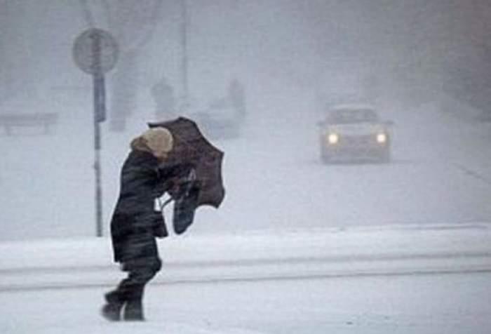 Atenționare meteo! România, îngheţată! Lapoviţă, ninsoare, polei şi ger până mâine seară