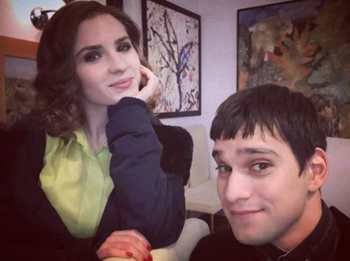 """Vlad Gherman a pozat-o în dormitor pe Cristina Ciobănaşu şi a făcut anunţul emoţionant: """"Cel mai fericit om!"""""""