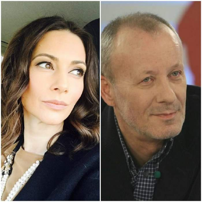 """Reacţia Andreei Berecleanu, după ce Andrei Gheorghe a murit: """"Era un intelectual veritabil"""""""