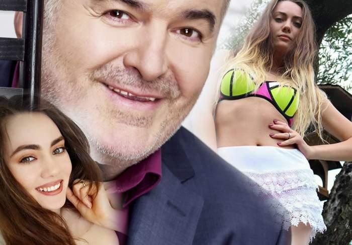 Imagini fierbinţi cu bomba sexy care l-a zăpăcit pe Florin Călinescu!
