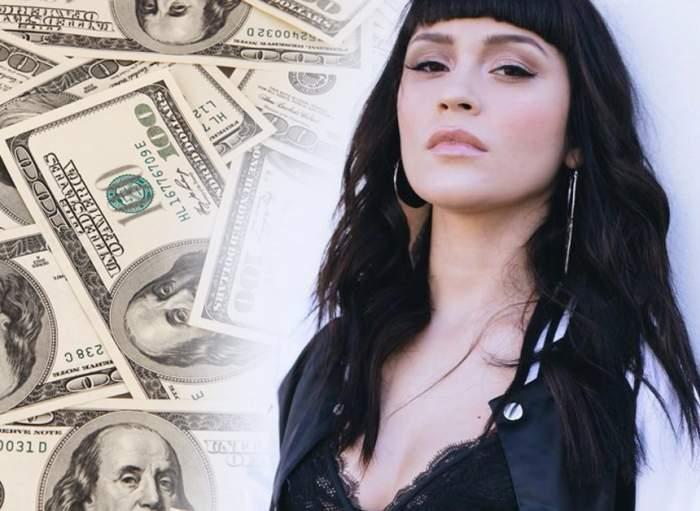 VIDEO PAPARAZZI / Are balta peşte! Iată în ce investeşte Irina Rimes banii câştigaţi în muzică