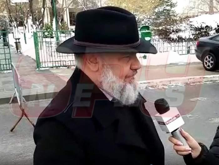 Andrei Gheorghe a fost incinerat, astăzi. În ciuda controverselor, a primit o slujbă de înmormântare
