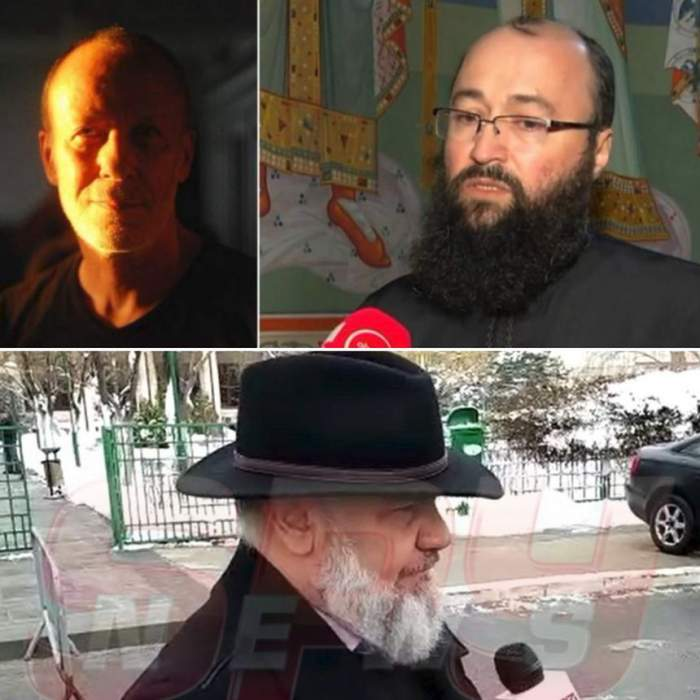 """Biserica Ortodoxă, despre preoţii care au oficiat slujbă la incinerarea lui Andrei Gheorghe. """"Sunt impostori"""""""