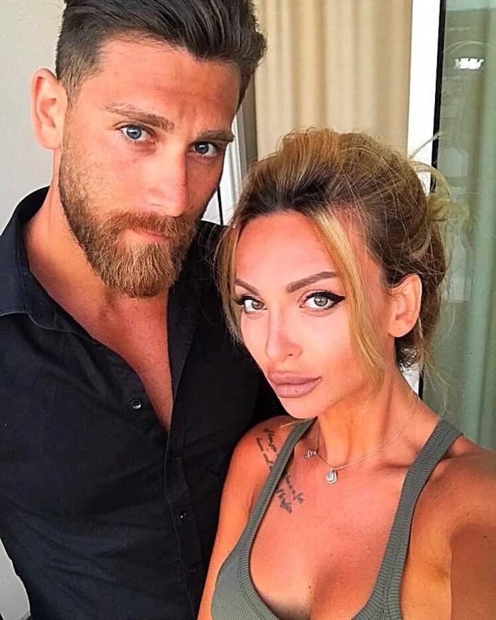 """FOTO / Robert Popescu a prezentat-o pe noua lui iubită! Cine este blonda care a cucerit ispita de la """"Insula Iubirii"""""""