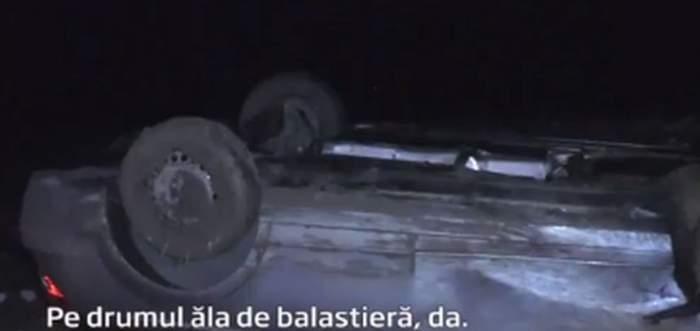 VIDEO / Imagini şocante de la accidentul din Timiş cu 11 victime