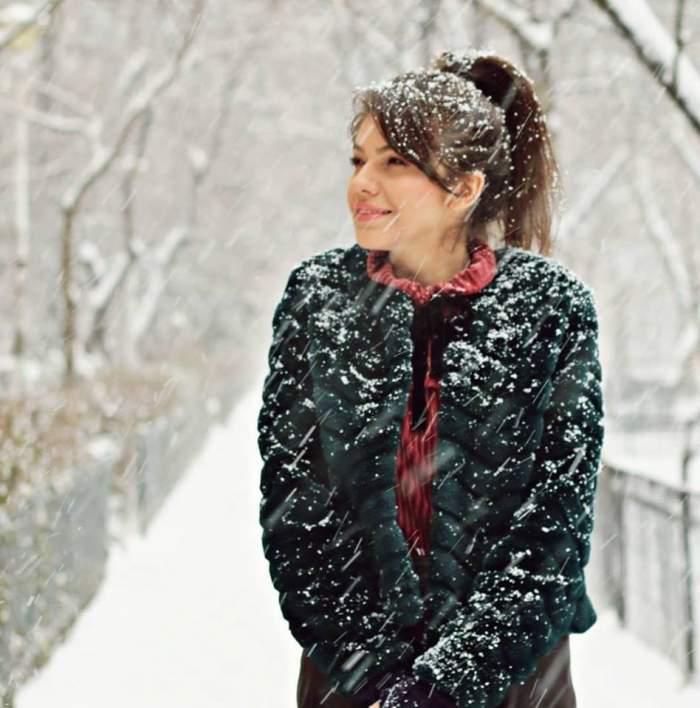 """Adriana de la MPFM, imaginea care a ridicat întrebări: """"Adriana, singură? Ce s-a întâmplat cu Valentin?"""""""