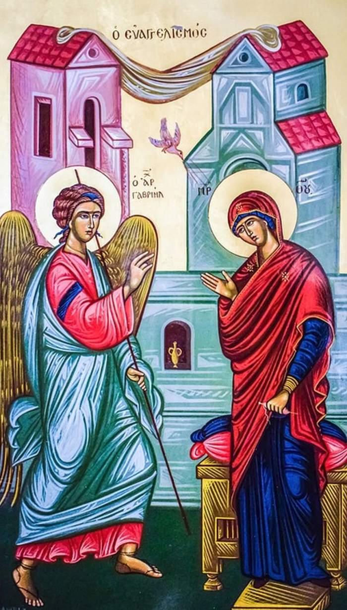 Mesajul Bisericii pentru femei de Buna Vestire. Toată lumea trebuie să ştie acest lucru