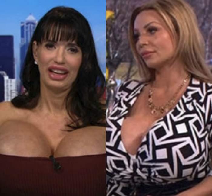 """VIDEO / """"Cât măsoară sânii tăi?"""" Femeile cu cele mai mari silicoane șochează pe toată lumea! Nu vor să se oprească aici"""
