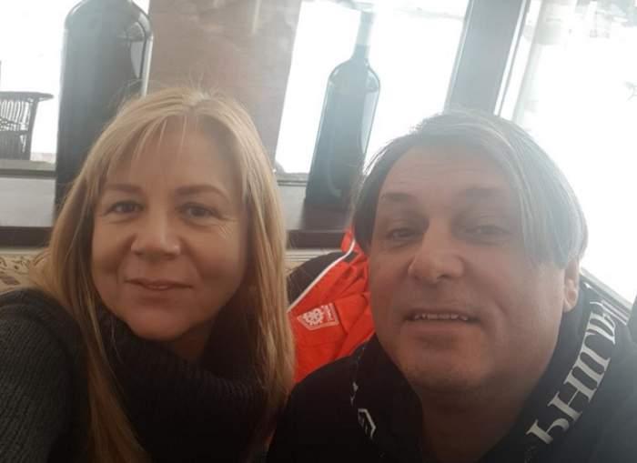 FOTO / Cu zâmbetul pe buze la Zidul Plângerii! Cornel Galeş, o nouă vacanţă alături de blonda Vivi