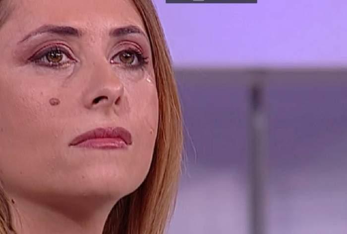 VIDEO / Bianca Sârbu, în lacrimi în direct. Ce a emoționat-o atât de tare pe prezentatoarea tv