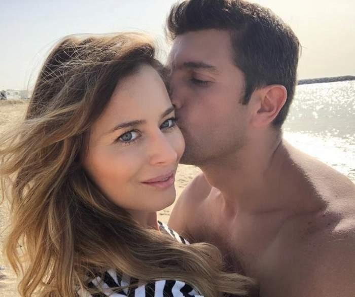 """Cum a aflat Cosmin, soţul Laurei Cosoi, că vor avea o fetiţă: """"Nu am cum să uit momentele acelea"""""""