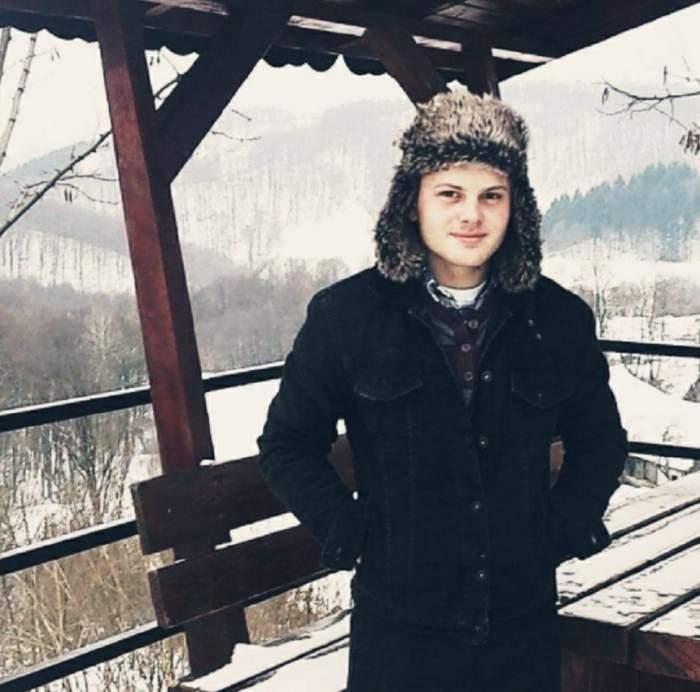 FOTO / Cine era tânărul de 23 de ani care a murit duminică dimineață, după ce s-a răsturnat cu mașina! Ultima imagine cu el