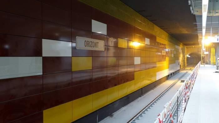 FOTO / Veste teribilă pentru bucureşteni! Când va fi deschis metroul în Drumul Taberei