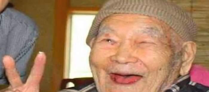 Cel mai bătrân om din lume a intrat în Cartea Recordurilor. Ce vârstă are bărbatul