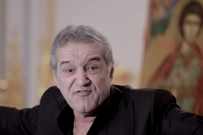 """VIDEO PAPARAZZI / Gigi Becali a făcut praf o mică avere, în doar câteva ore! Pe ce a risipit """"Războinicul Luminii"""" zeci de mii de euro"""