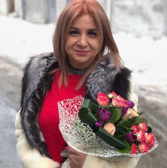 VIDEO / Bucurie fără margini în viaţa lui Carmen Şerban. Anul viitor urmează nunta