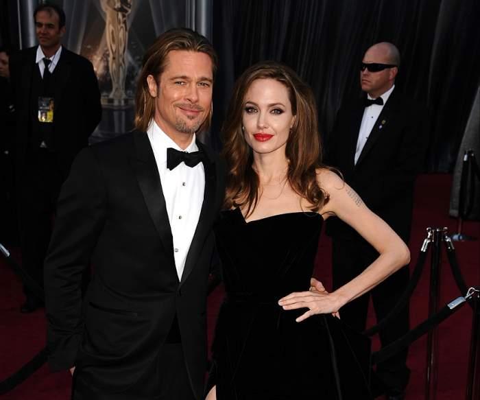 """Angelina Jolie nu suportă faptul că Brad Pitt are o nouă relație: """"I-a dat lumea peste cap"""""""