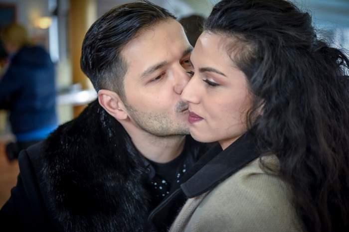 """Doinița Oancea și Liviu Vârciu, surprinși în timp ce se sărutau pasional. """"Eu sunt un tip mai direct"""""""