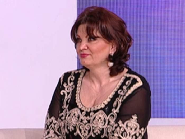 """VIDEO / Gina Matache, noi dezvăluiri despre starea de sănătate a fostului ei soţ: """"A trecut de două operaţii"""""""