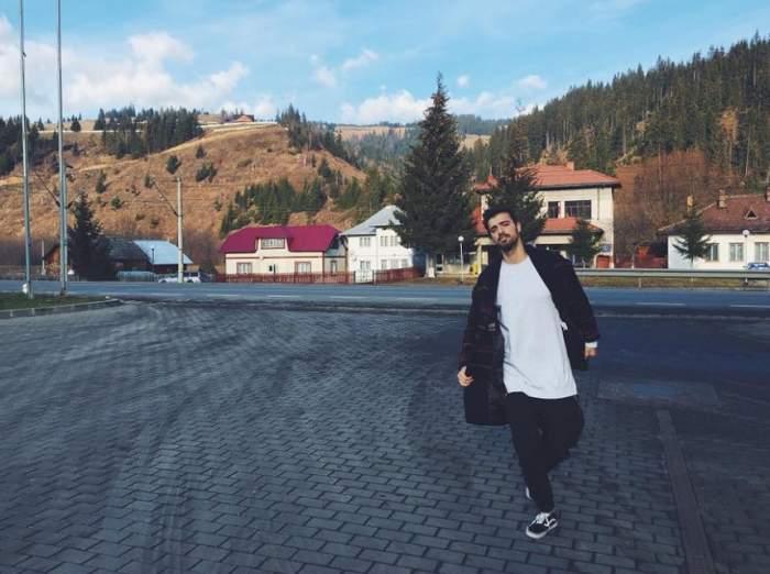 """VIDEO / Liviu Teodorescu, acuzat că a folosit simboluri satanice în cel mai recent videoclip: """"Nu e chiar aşa"""""""