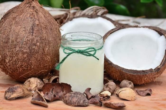 13 întrebuințări practice ale uleiului de cocos! Punctul 9 este surprinzător!