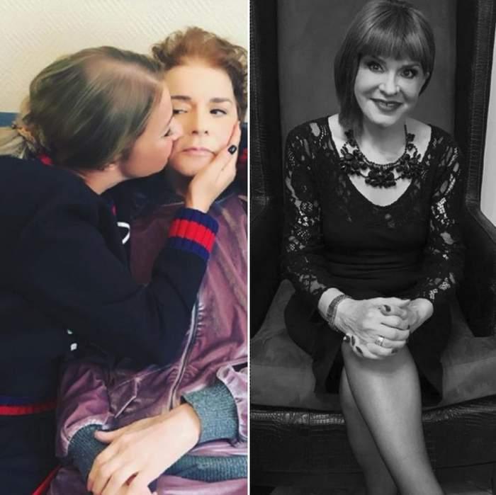 Înmormântare de lux pentru Ionela Prodan. Anamaria a scos din buzunar zeci de mii de euro pentru funeraliile mamei sale