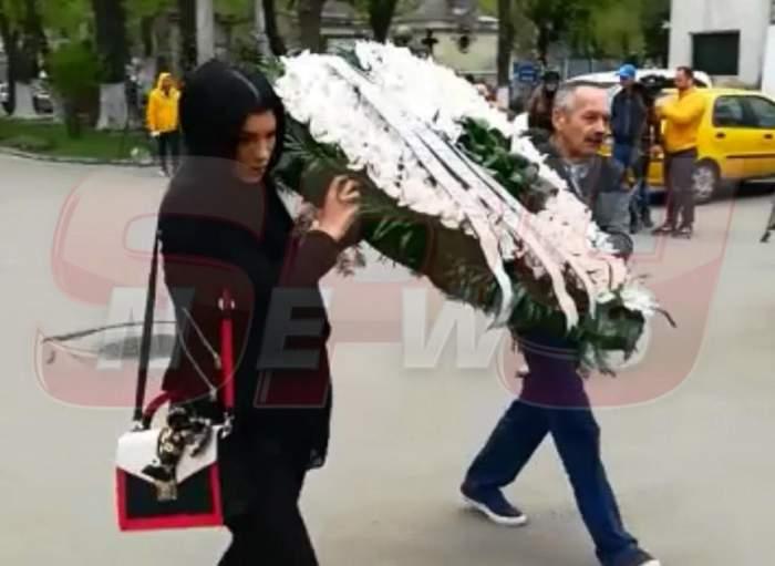 VIDEO / Andreea Tonciu, înmărmurită de durere la cimitirul Bellu! Gestul impresionant făcut în memoria Ionelei Prodan