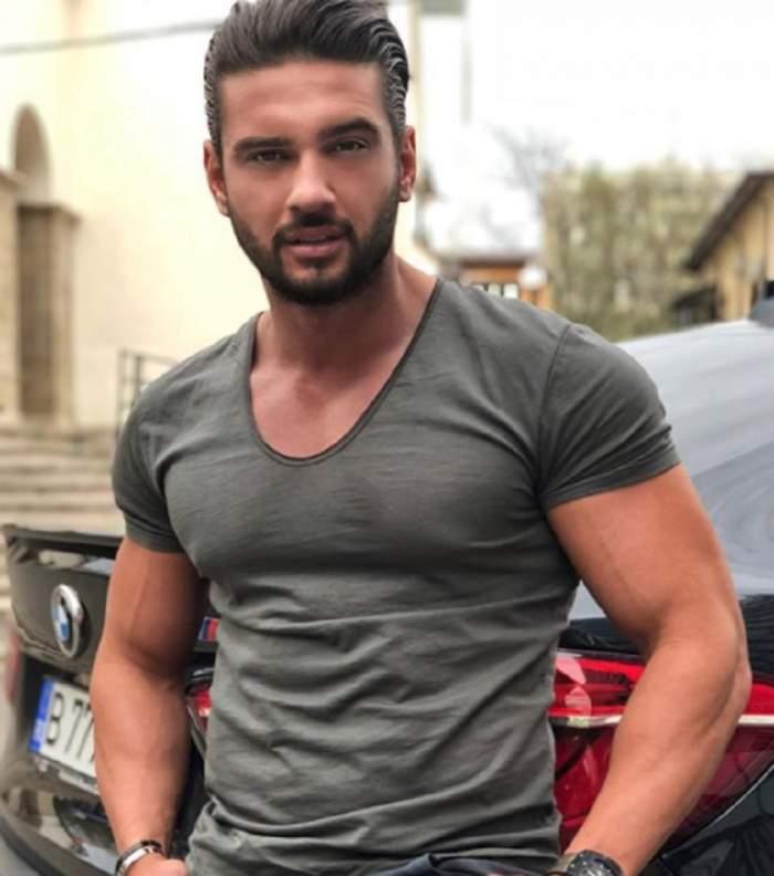 VIDEO / Dorian Popa, prima apariție la tv după accidentare. Artistul se deplasează în cârje