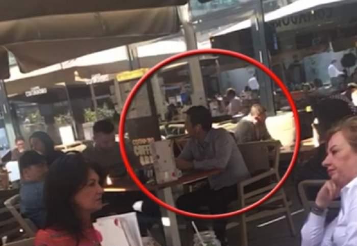 VIDEO / Imagini exclusive cu nepotul preferat al lui Gigi Becali. Cum a fost surprins Lucian Becali