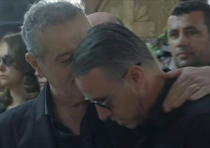 VIDEO / Gigi Becali, printre cei sosiți să-i spună adio Ionelei Prodan. Gestul emoționant făcut față de Laurențiu Reghecampf