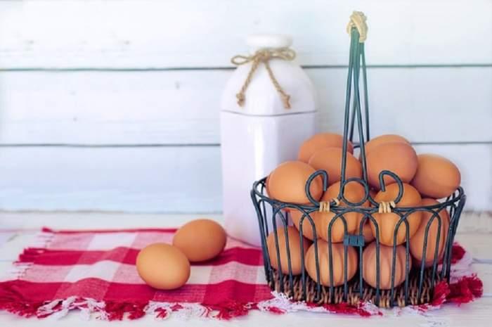 Dieta cu ouă:slăbești rapid 10 kilograme