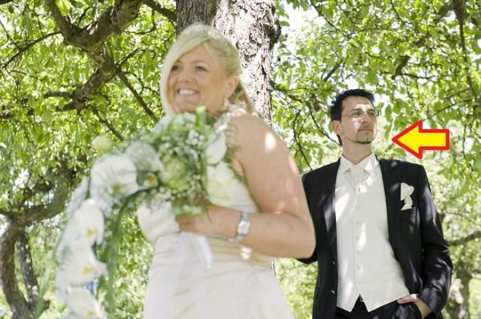 Cinci semne rele în pozele de nuntă care anunță divorțul! Fotografii au confirmat