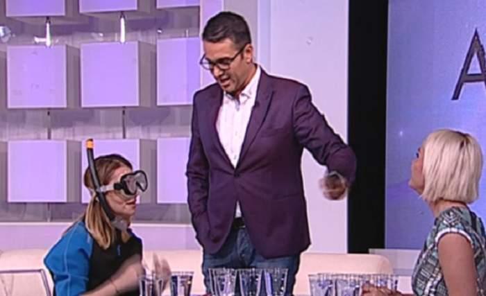 """VIDEO / Bianca Sârbu și Maria Constantin, duel în direct la """"Agenția Vip"""". """"Mă bate!"""""""