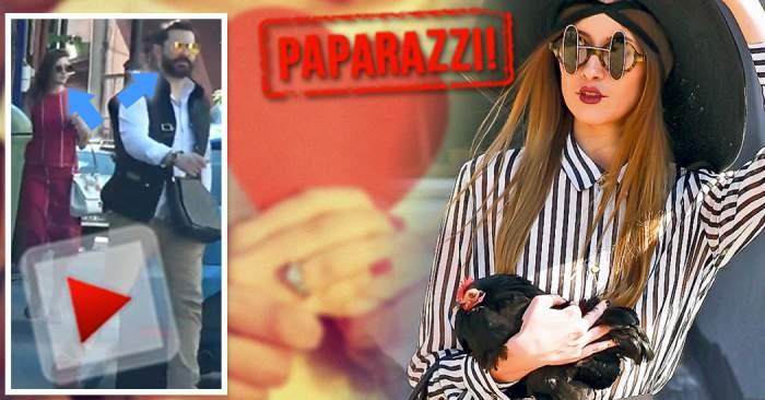 Imagini rare cu Iulia Albu şi iubitul! Ce face criticul de modă când nu se delectează cu compania găinii