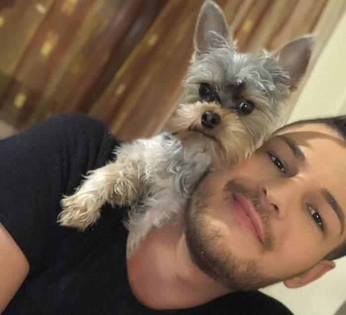 Clipe de groază pentru Răzvan Botezatu! A ajuns de urgenţă cu câinele său la spital