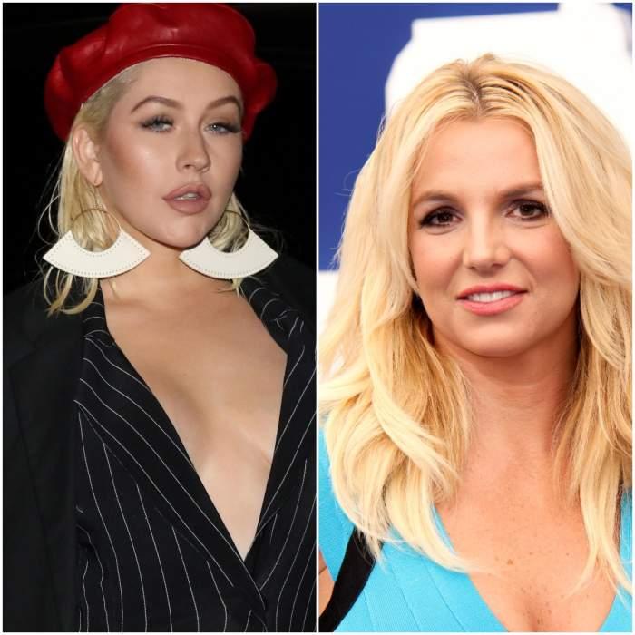 Motivul pentru care Christina Aguilera o urăște pe Britney Spears. Este vorba despre un bărbat!
