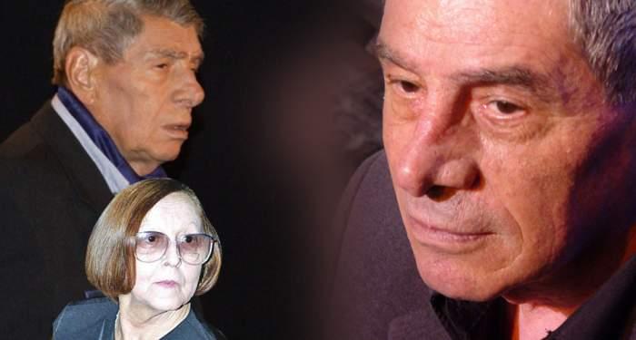 Dragostea adevarată trece şi dincolo de moarte! Dovada că marele actor Mitică Popescu suferă în continuare după soţia moartă